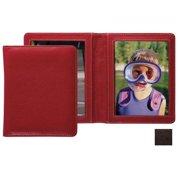 Raika RO 151 MOCHA 5. 25inch x 6. 5inch Travel Frames - Mocha