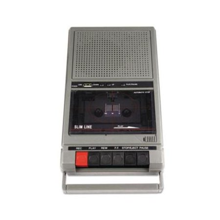 Portable Four-Station Listening Center Audio Cassette Recorder APLSL1039 by