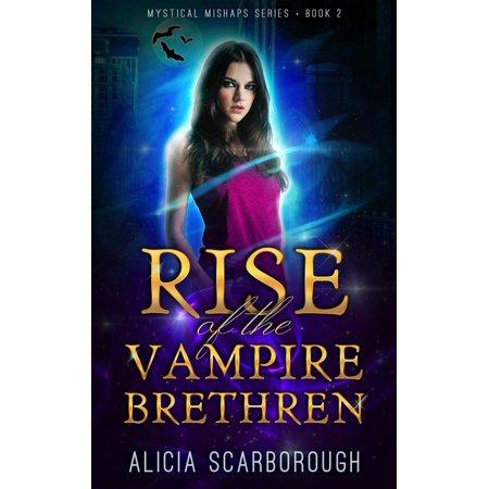 Rise of the Vampire Brethren - eBook