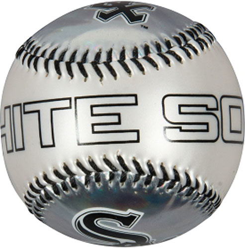 Franklin Soft Strike Baseball - Chicago White Sox
