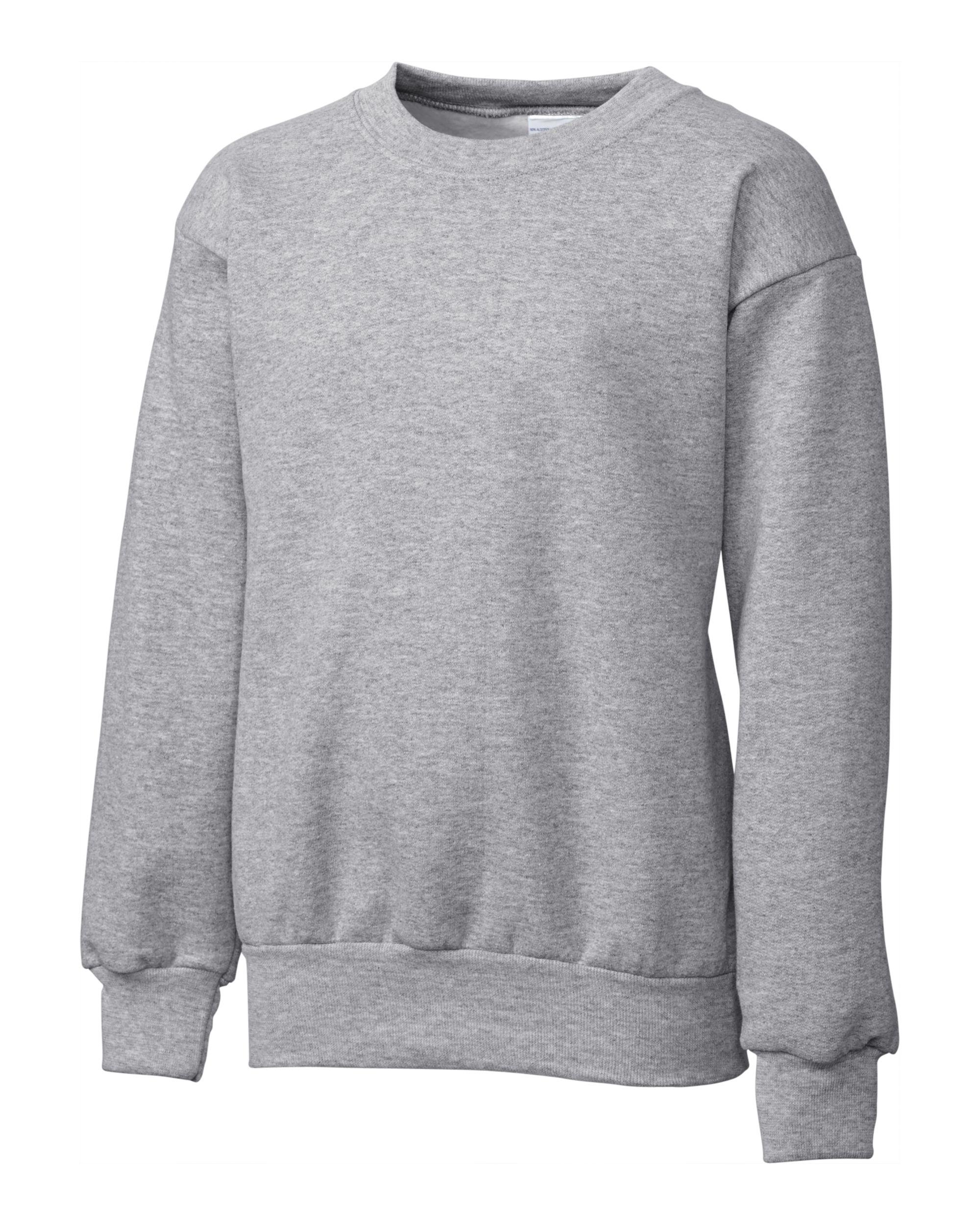 Clique Basics Youth Crewneck Sweatshirt YRK01001 by C&B