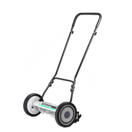 American Lawn Mower 1815-18 18-inch 5-Blade Push Reel Lawn Mower