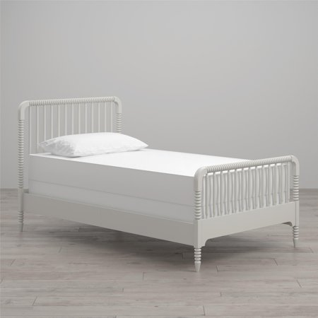 Little Seeds Rowan Valley Linden Twin Size Bed  White