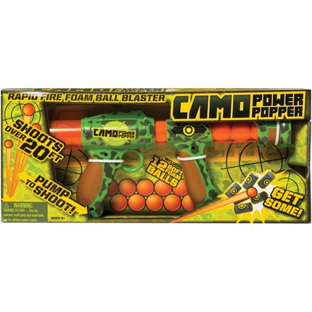 Camo Power Popper