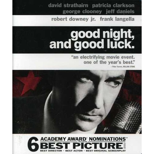 Good Night And Good Luck (Blu-ray) (Widescreen)