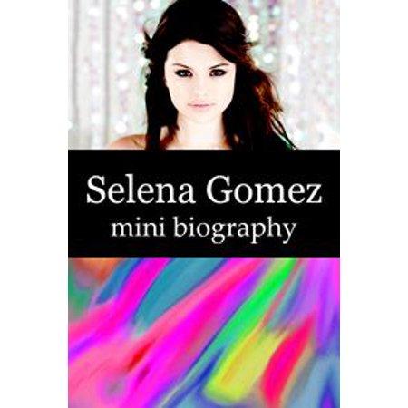 Selena Gomez Mini Biography - eBook](Selena Gomez Halloween Cat)
