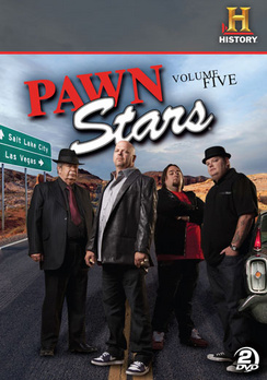 Pawn Stars: Volume Five (DVD) by A&E Home Video