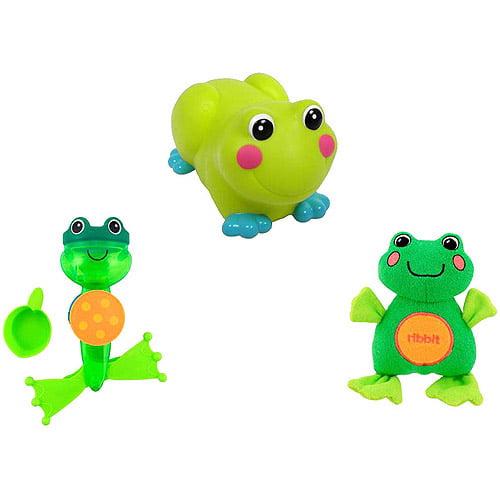 Garanimals - Frog Theme Bath, Gift Set