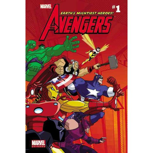 Avengers: Earth's Mightiest Heroes 1