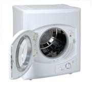 Avanti Electric Dryer - 2.50 ft - 9 lb - Front Loading