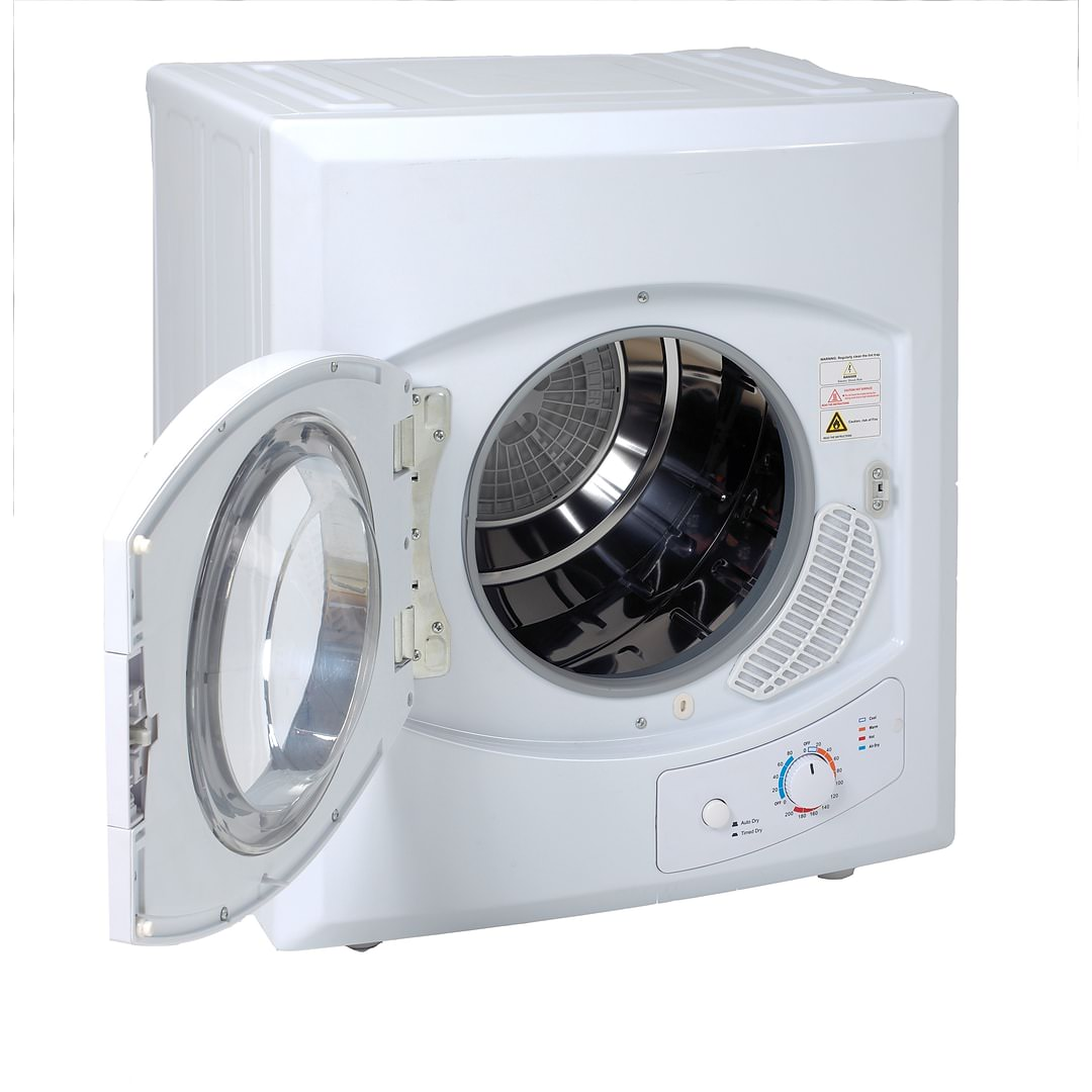 Avanti 2.5CF Clothes Dryer - White