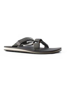New Teva Mens Universalslide-M Gray Sport Sandals Size 13