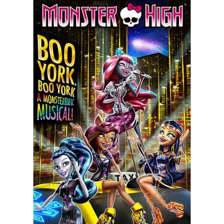 Monster High: Boo York, Boo York (Vudu Digital Video on Demand) - Boo From Monsters Inc Onesie