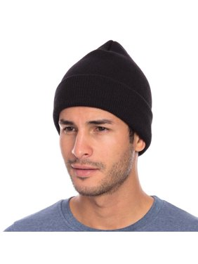 c9c0714ff49223 Casaba Warm Winter Beanies Hat Cap for Men Women Toboggan.