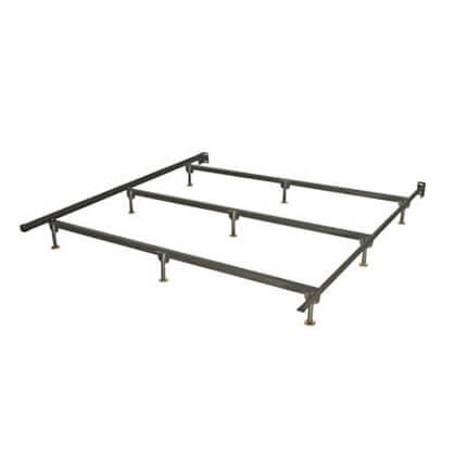 King Steel Super Duty Heavyweight Bed Frame by
