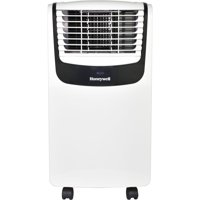 Honeywell MO Series Compact 3-in-1 Portable Air Conditioner with Remote Control for Rooms up to 250 Sq. Ft.