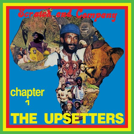 Lee Scratch Perry - Scratch & Company Chapter 1 - Vinyl Serato Scratch Vinyl