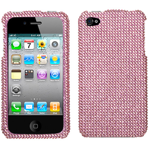 KTA iPhone 4/4S Bling Rhinestone Cover