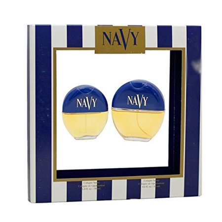 Navy By Dana For Women. Gift Set ( Cologne Spray 1.0 Oz + Cologne Spray )