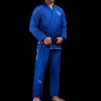 Hayabusa Lightweight Pearl Weave Jiu Jitsu Gi, Blue A2