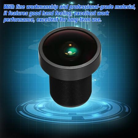 """Starlight Lens 2.8mm CCTV MTV Board Lens HD 6.0 Megapixel M12 Mount Lens 2.8 mm 1/2.5"""" Image Format Aperture F1.4 for HD CCTV IP Cameras - image 5 of 7"""
