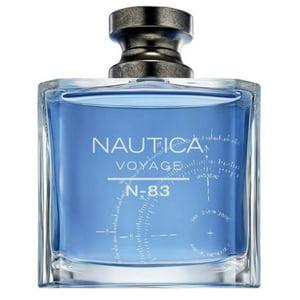 Voyage N-83 by Nautica, Eau de Toilette for Men, 3.4 oz
