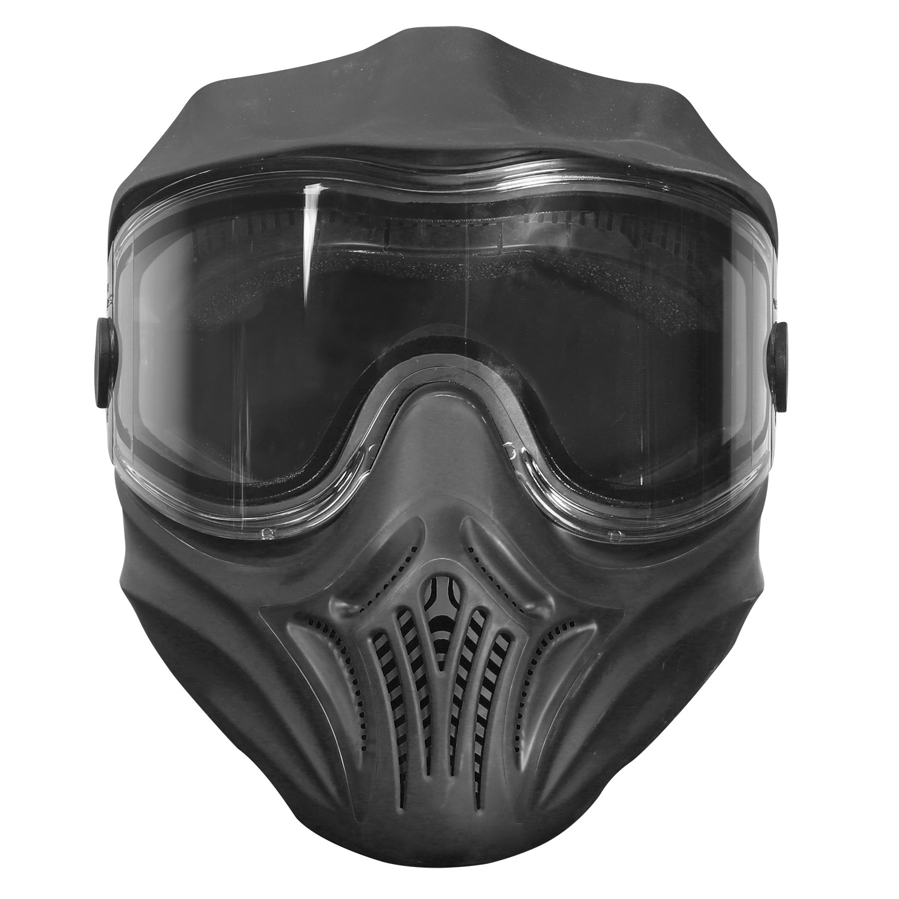 Empire Helix Paintball Mask With Thermal Lens Black Walmart Com Walmart Com