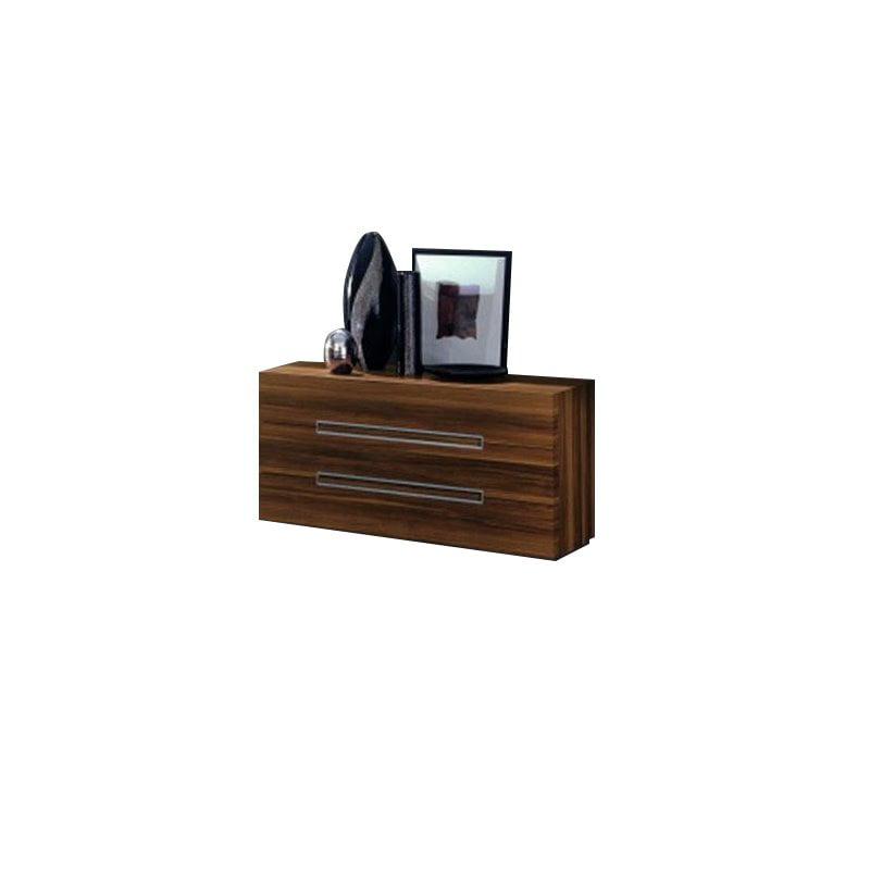 Rossetto Gap Dresser in Walnut by Rossetto