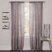 Stella Gray Window Curtain