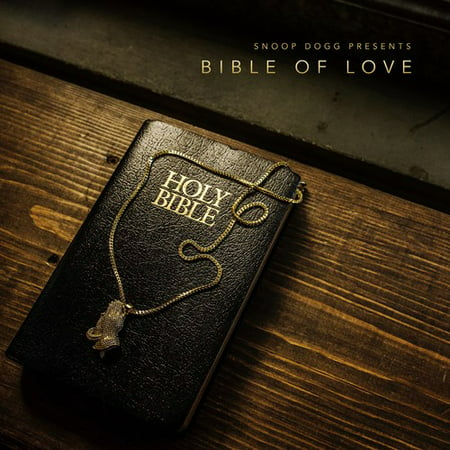 Snoop Dogg Presents Bible Of Love (CD) Davis Love Iii Memorabilia