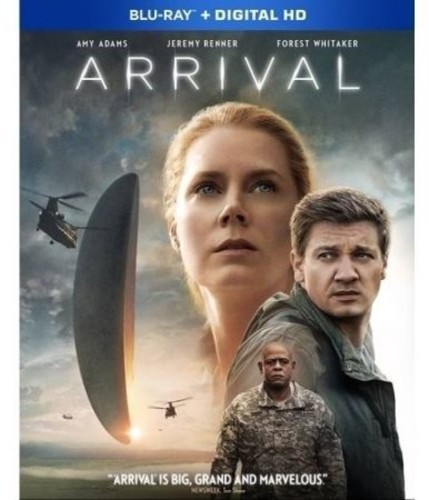 Arrival (Blu-ray + DVD + Digital Copy) (Walmart Exclusive)