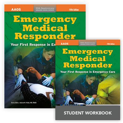 Emergency Medical Responder + Emergency Medical Responder Student Workbook