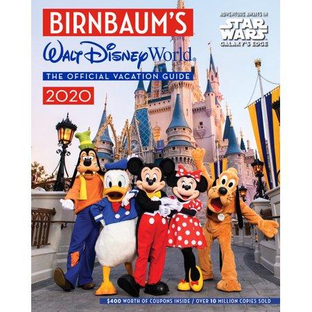 Walt Disney World Halloween Celebration (Birnbaum's 2020 Walt Disney World : The Official Vacation)