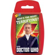 Top Trumps Doctor Who Series 9 (2015) Card Game