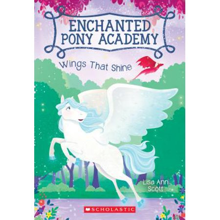 Pony Womens City Wings (Wings That Shine (Enchanted Pony Academy #2) )
