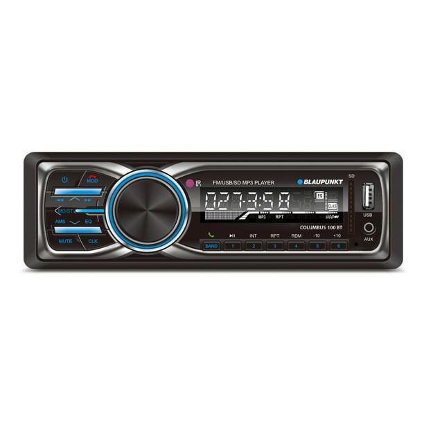 Blaupunkt MP3 and FM Stereo Receiver with Bluetooth (CLM100BT) - Walmart.com - Walmart.com
