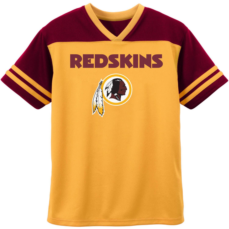 NFL Washington Redskins Youth Short Sleeve Graphic Tee