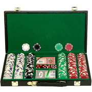 Trademark Poker 300 Royal Suited 11.5 Gram Chips with Vinyl Case