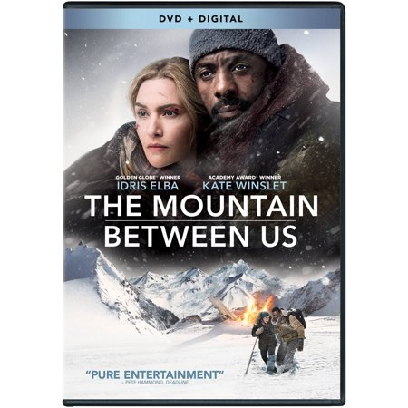 The Mountain Between Us (DVD + Digital) (List Of Tallest Mountains In The Us)