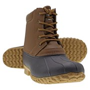 Arctic Shield Mens Waterproof Comfortable Durable Insulated Outdoor Rain And Snow Duck Boots