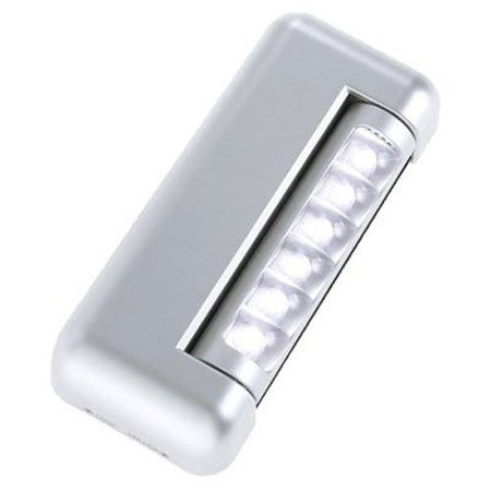 LIGHT IT by 20042-301 6 LED Wireless Under Cabinet Tap Light, 36 lumen bulb By Fulcrum (Fighting Fulcrum)