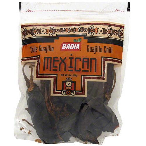 Badia Guajillo Chili, 3 oz (Pack of 12)