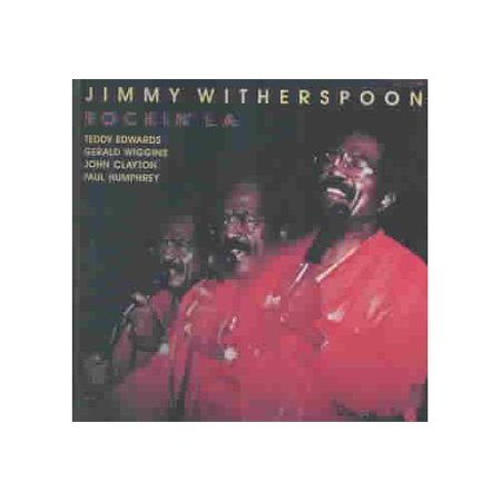 Personnel: Jimmy Witherspoon (vocals), Teddy Edwards (tenor saxophone), Gerald Wiggins (piano), John Clayton (bass), Paul Humphrey (drums)Recorded live at the Grand Avenue Bar, Los Angeles on October 24-25,