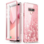 Samsung Galaxy Note 9 Case, [Scratch Resistant] i-Blason [Cosmo] Full-body Shinning Glitter Bling Bumper Case with Built-in Screen Protector for Galaxy Note 9 (2018 Release)