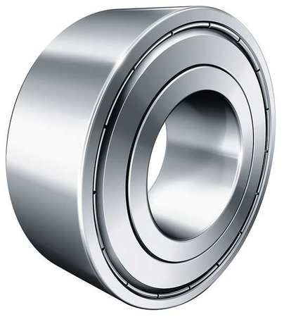 FAG BEARINGS 3305-BD-2Z-TVH-C3 Angular Contact Ball Bearing,12,400 rpm