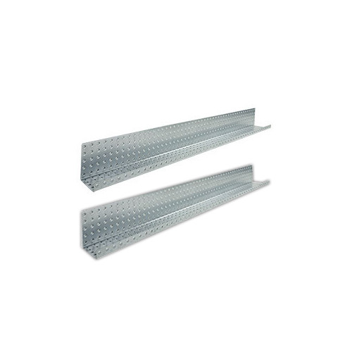 Alligator Board 48'' x 3'' Metal Pegboard Shelves