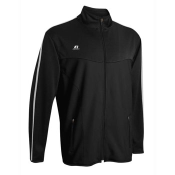 Russell Athletic Men's GAMEDAY Full Zip Warm-Up Jacket