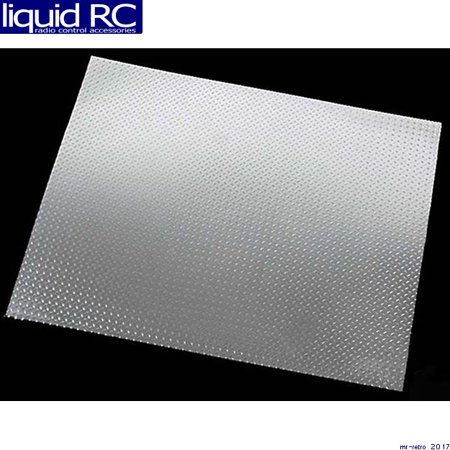 Long Bed Diamond Plate (RC 4WD Z-S0533 RC4WD Scale Diamond Plate Aluminum Sheets (2) )