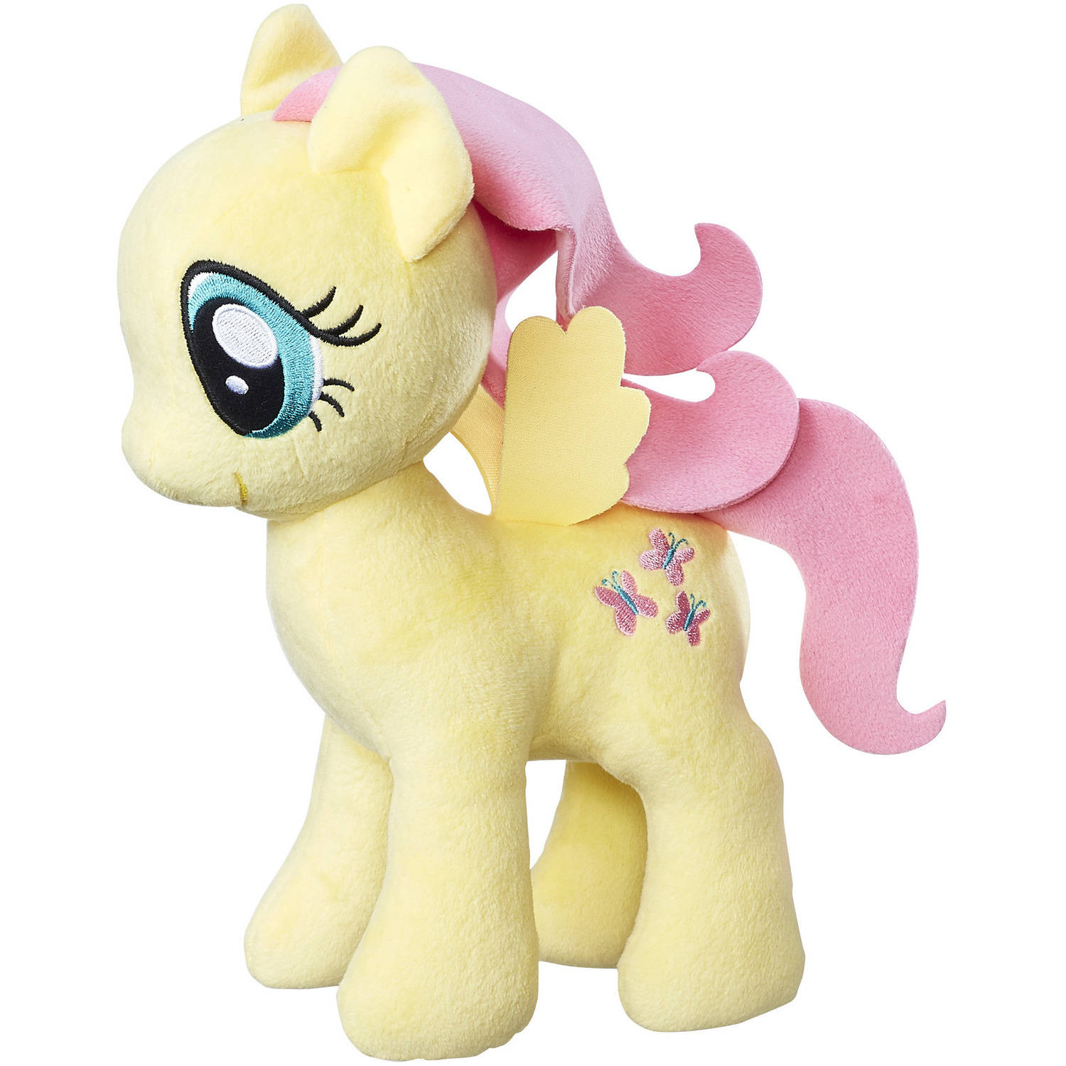 "My Little Pony Friendship is Magic Fluttershy 10"" Soft Plush"