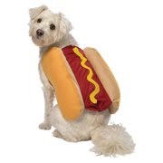Pet Hot Dog Dog Halloween Costume